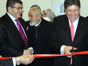Safure Boydak Konferans Salonu açıldı
