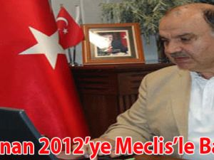 Kocasinan 2012'ye Meclis'le Başlıyor