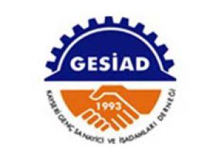 GESİAD 13. Olağan Genel Kurulu yapıldı -Başkan Hamdi Kınaş güven tazeledi