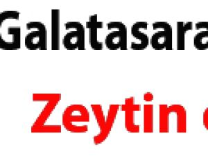 Galatasaray'dan Zeytin Dalı