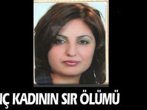 Adana'da sır ölüm