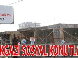 MELİKGAZİ SOSYAL KONUTLARI