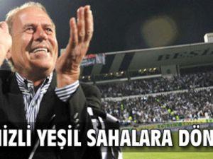 Mustafa Denizli yeşil sahalara döndü