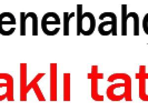 Fenerbahçe'nin aklı tatilde: 0-0