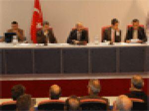 Kent Konseyi Olağanüstü Genel Kurul Toplantısı yapıldı