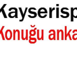 Kayserispor'un konuğu Ankaragücü