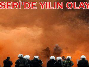 Kayseri'de Yılın Olayları