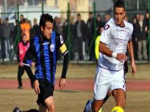 Bank Asya 1. Lig -Sakaryaspor: 2 - Kayseri Erciyesspor:
