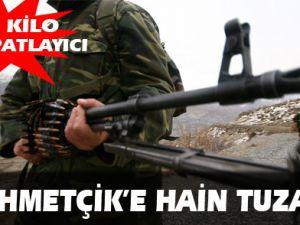 Mehmetçik'e tuzak kurdular!