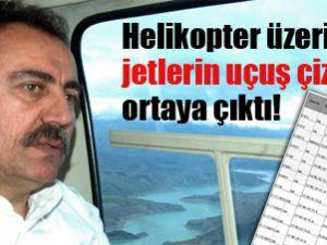 Yazıcıoğlu iddialarını doğrulayan askeri çizelge