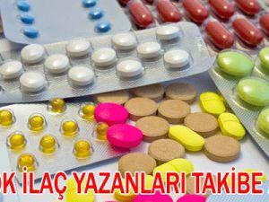SGK çok ilaç yazanları takibe alıyor