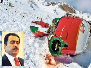 Yazıcıoğlu kazasında şok bir bilgi daha