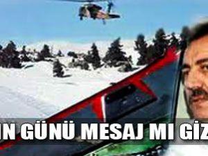 Yazıcıoğlu'nun kaza günü de planlı mı?