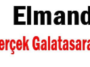Elmander: Gerçek Galatasaraylı oldum