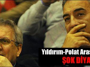 İki başkan arasında ŞOK Diyalog!