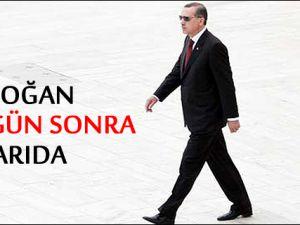 Başbakan Erdoğan mesaiye başladı