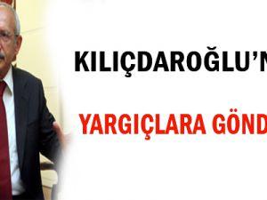 Kılıçdaroğlu'ndan yargıçlara gönderme