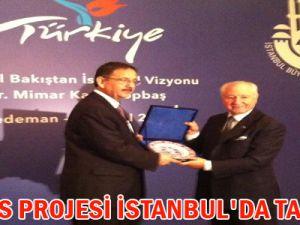 ERCİYES PROJESİ İSTANBUL'DA TANITILDI