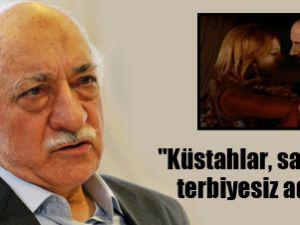 Gülen'den Muhteşem Yüzyıl'a sert tepki