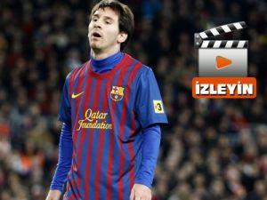 Montaj yok! Bu golü Messi çıkardı! - VİDEO -