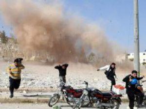 Suriye'deki Esed rejimi kana doymuyor!