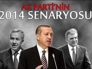 AK Parti'nin 2014 Senaryosu