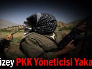 Üst Düzey PKK Yöneticisi Yakalandı