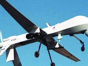 İran ABD'nin Hava Aracını Düşürdü