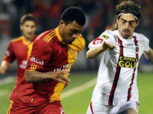 Galatasaray Gençlerbirliği'ne konuk