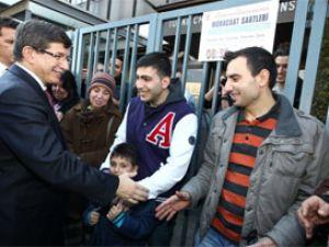 Davutoğlu Çifti Almanya'Daki 'Küçük İstanbul'da