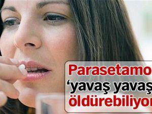 Parasetamol 'yavaş yavaş' öldürebiliyor