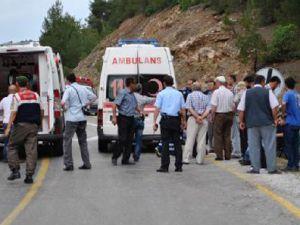 Kayseri'de Meydana Gelen Zincirleme Trafik Kazası:1 Ölü