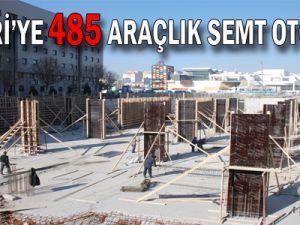 485 ARAÇLIK SEMT OTOPARKI…