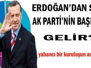 Erdoğan'dan sonra AK Parti'nin başına kim gelir?