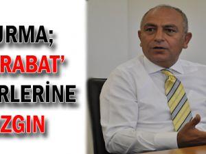 HURMA, 'AMRABAT' HABERLERİNE KIZGIN