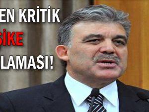 Gül'den Kritik Şike Açıklaması!