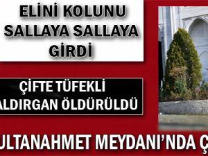 Sultanahmet Meydanı'nda Çatışma