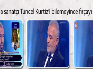 KENAN IŞIK'I ÜZEN YARIŞMACI-VİDEO