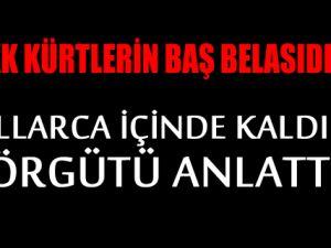 PKK kürtlerin baş belasıdır