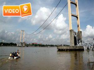 En uzun köprü çöktü! - Video