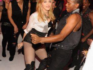 Madonna'nın Çılgın Gecesi