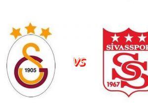 Galatasaray ile Sivasspor Ligde Yarın 13. Randevuda