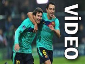 Barça'yı Milan da durduramadı:3-2 - VİDEO-