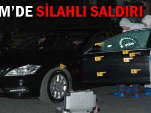 Taksim'de Silahlı Saldırı