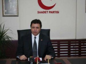 Saadet Partisi Kayseri İl Başkanı Mahmut Arıkan, 24 Kasım Öğretmenler Günü nedeniyle bir mesaj yayınladı.