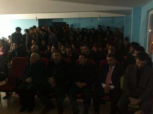 Kayseri Ülkü Ocakları Ertuğrul Dursun Önkuzu'yu unutmadı
