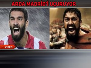 ARDA TURAN'IN KORKUTAN KLİBİ-VİDEO