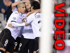 Topal'lı Valencia '7' bitirdi! - Video
