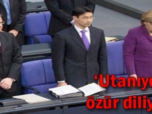 Alman Meclisi Utandı