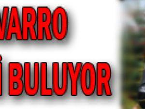 Navarro kendini buluyor